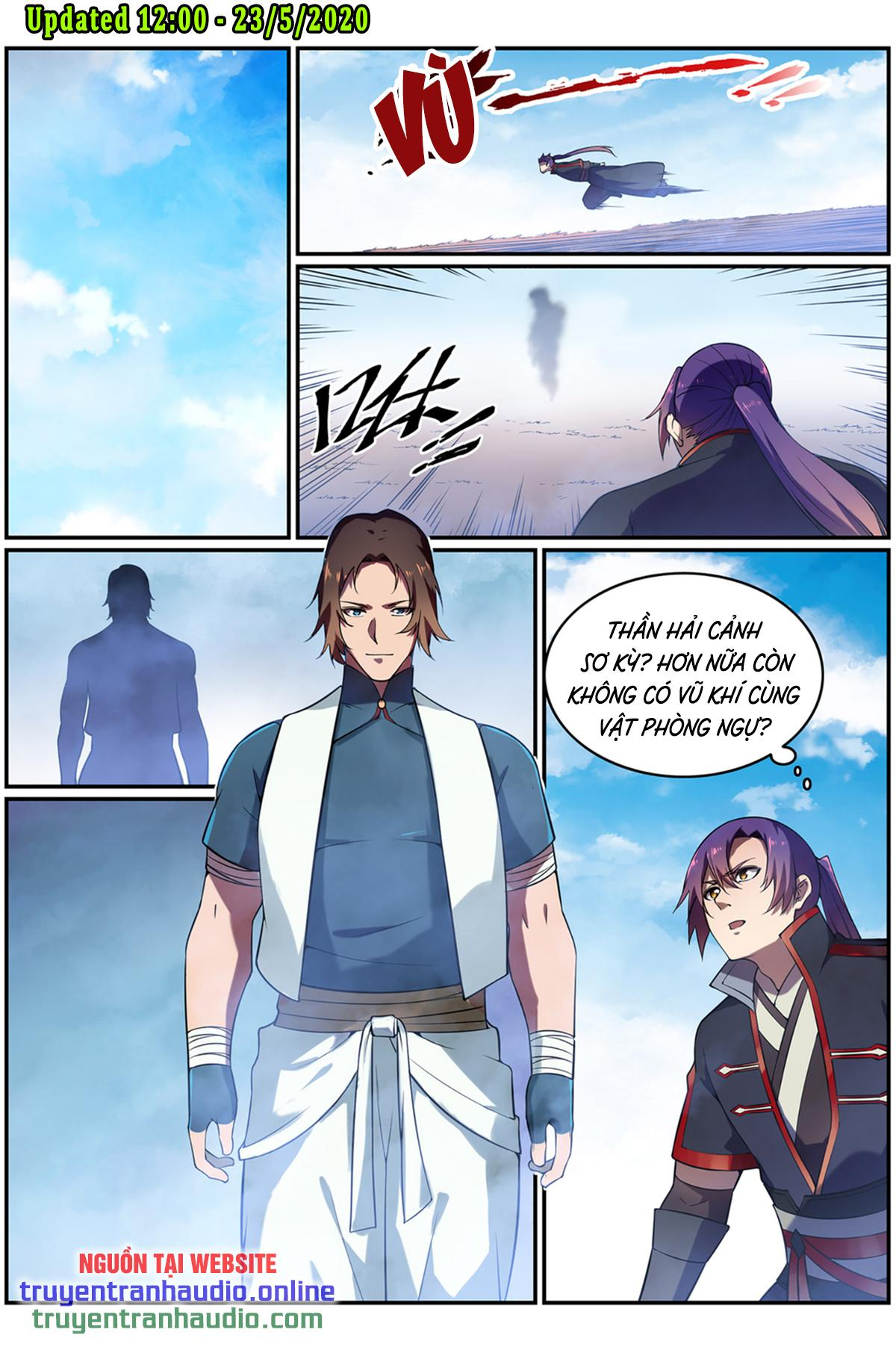 Bách Luyện Thành Thần chap 569 - Trang 12