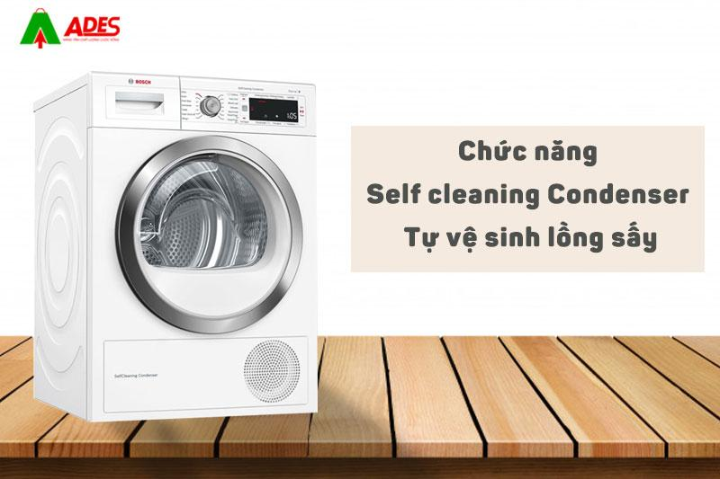 Self cleaning Condenser – Tu dong ve sinh long say