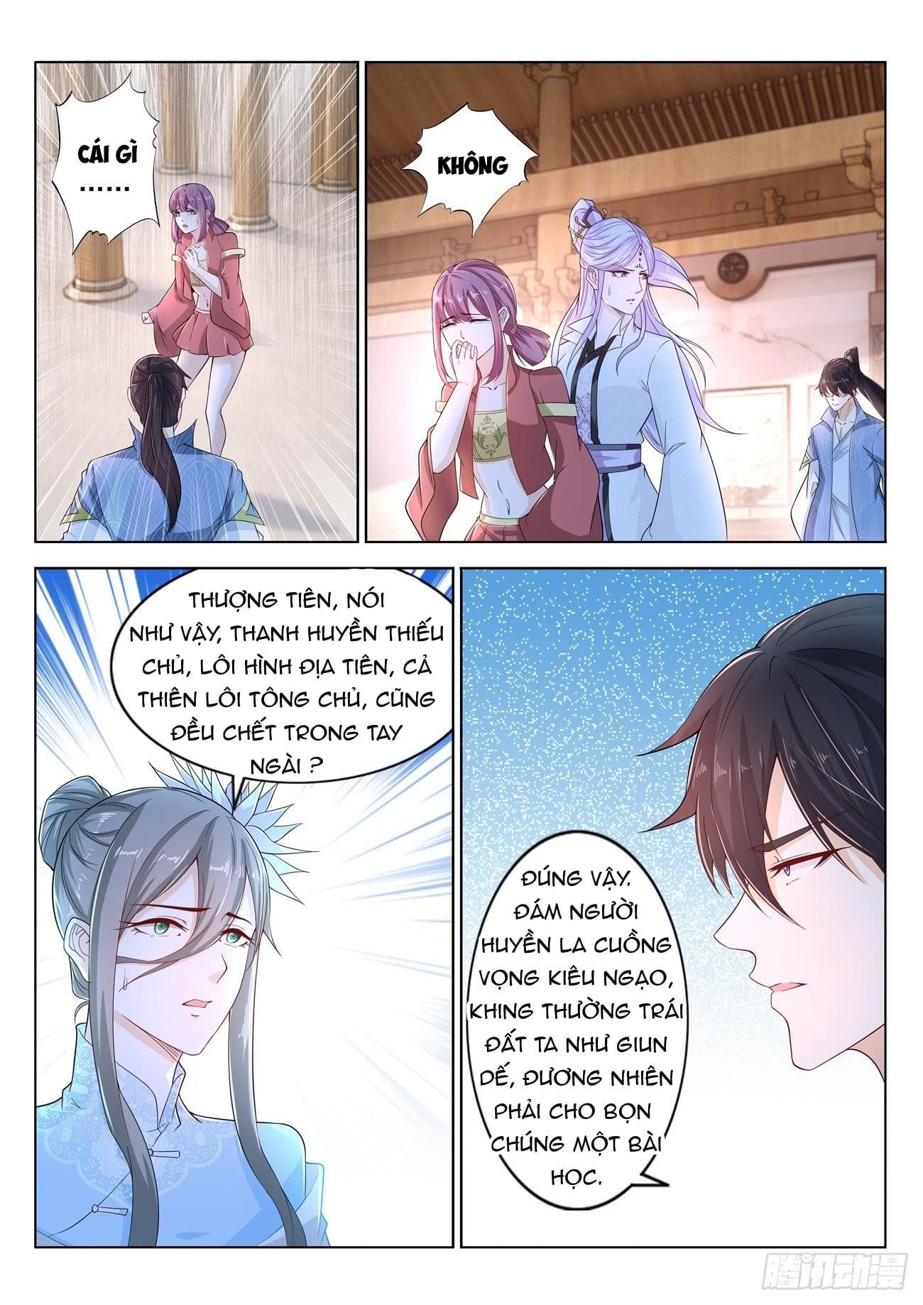 Trọng Sinh Đô Thị Tu Tiên chap 389 - Trang 12