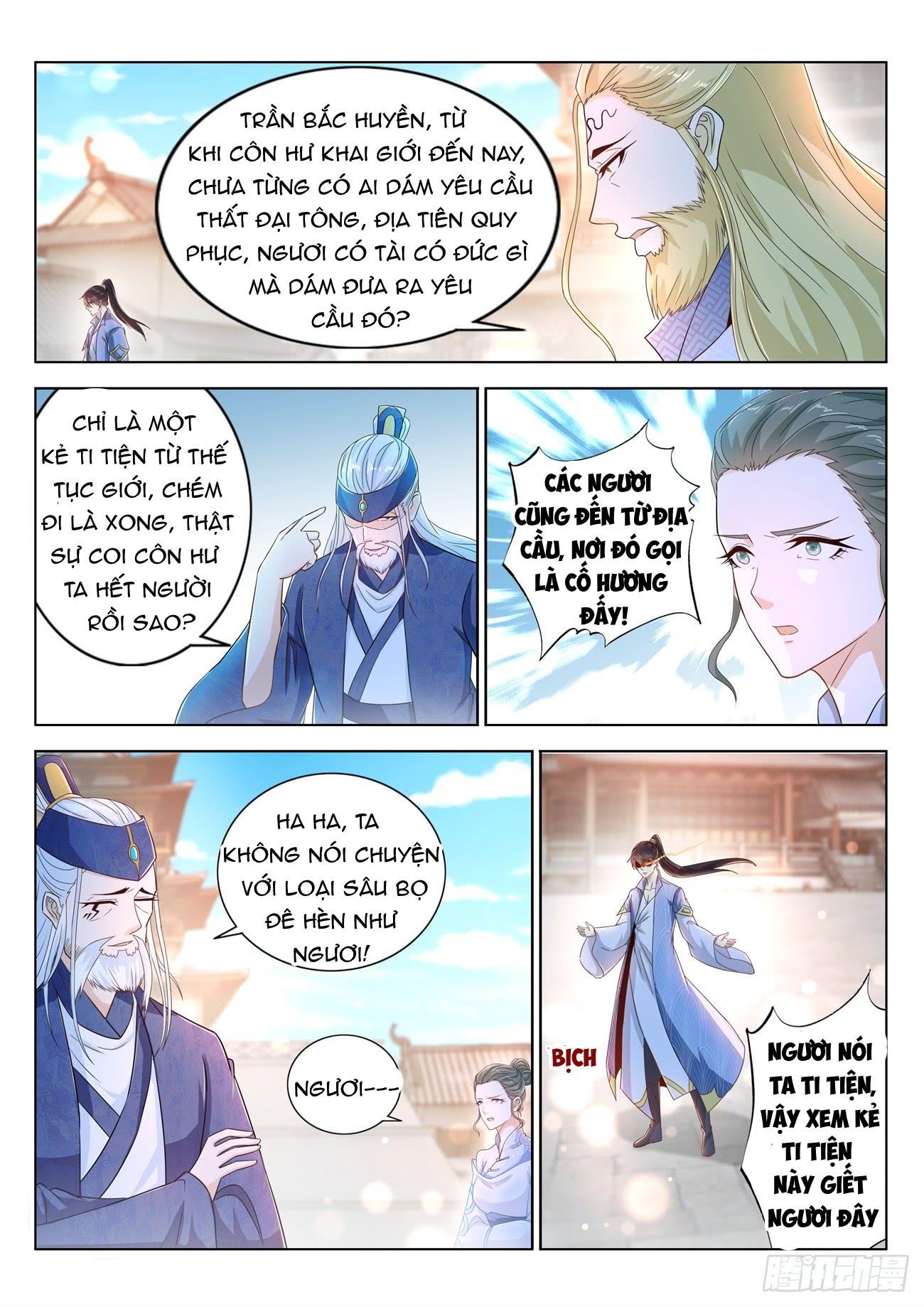 Trọng Sinh Đô Thị Tu Tiên chap 390 - Trang 4