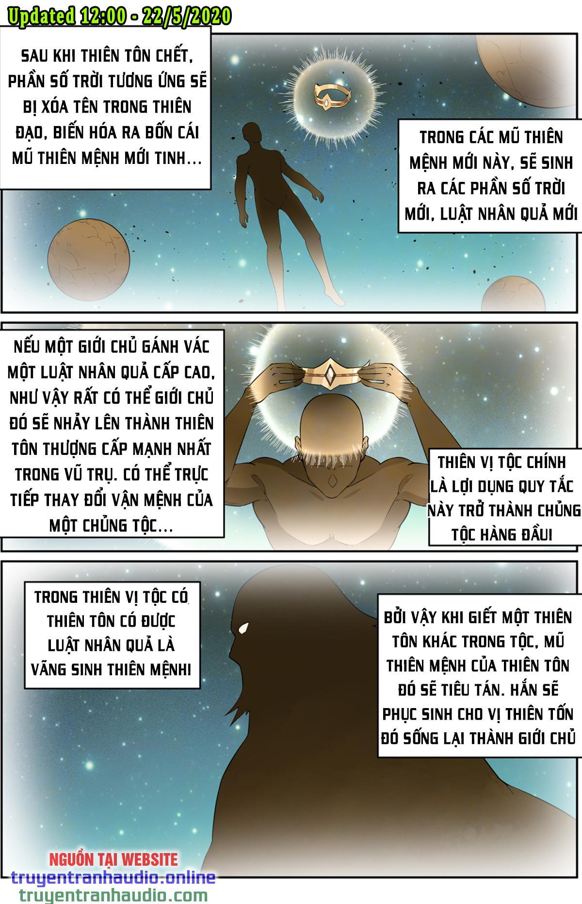 Bách Luyện Thành Thần chap 568 - Trang 5