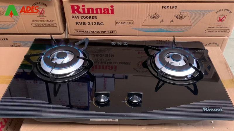 Bep gas am Rinnai RVB-2BG(B)